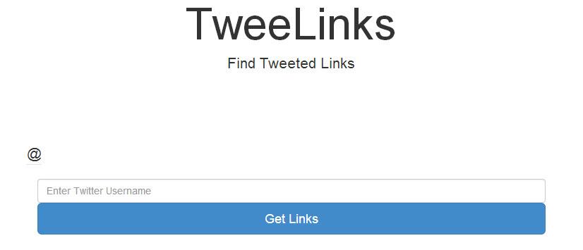 TweeLinks